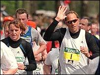 redgrave marathon