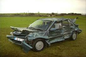 father ted car