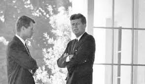 jfk and bobby
