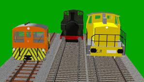 rail track gauges
