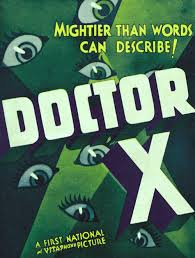 Doctor X 1