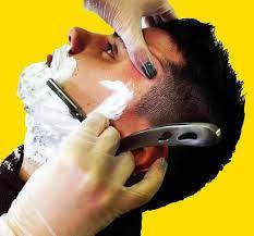 cut throat shave