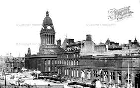 town hall 1960's