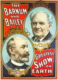 barnum and Bailey