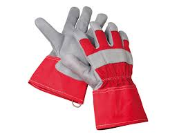 Mally's new gloves