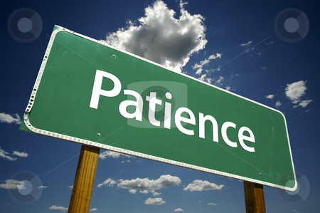 patience-Road-Sign