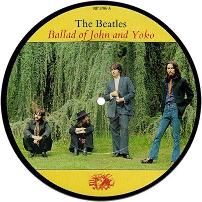 ballad john yoko