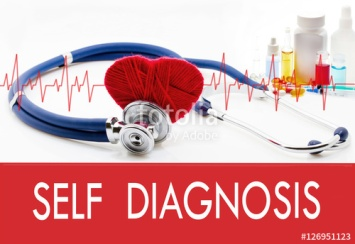 self diagnosis