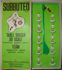 subbuteo team