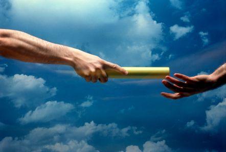 pass-the-baton