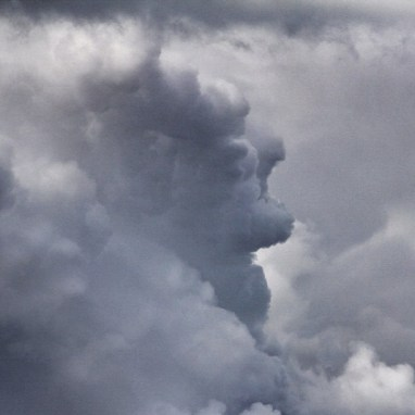 faces in clouds