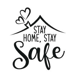 stay-home-safe-lettering-typography-260nw-1675145770